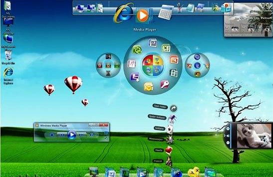 صفحه Alt+Tab را به ظاهر ویندوز XP تغییر دهید + آموزش تصویری