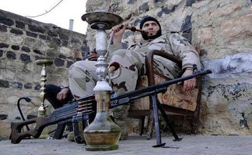وسیله تحریک جنسی و وحشیگری داعش! +عکس