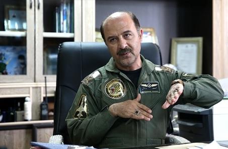 امیر روزخوش: رزم هوایی