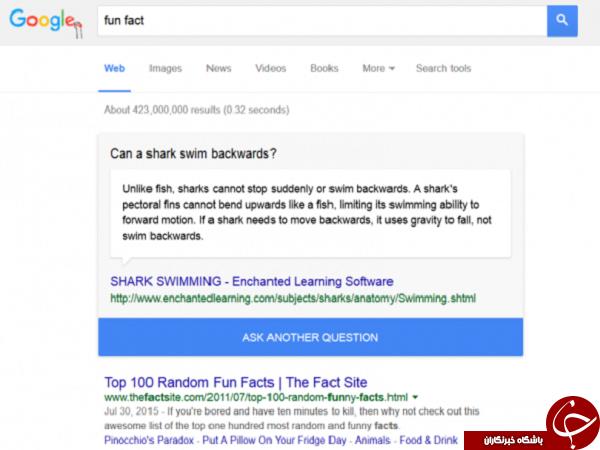 سرویس جدید گوگل اطلاعات عمومی تان را بالا می برد