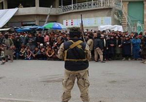 اعدام با برق؛ جدیدترین جنایت داعشیها/اعدام 27 عضو داعش به شیوه جدید+عکس