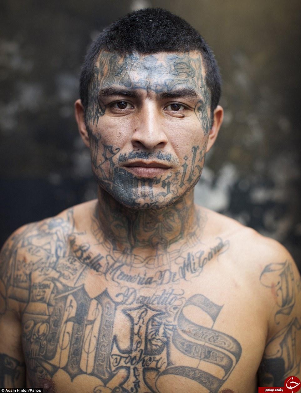 تصاویری از مخوف ترین زندانیان دنیا!