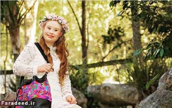 دختری که جهان را تغییر خواهد داد+تصاویر