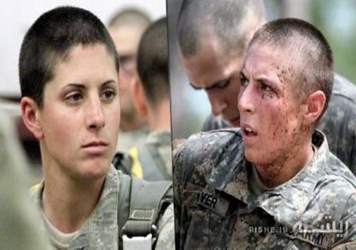 خشن ترین سربازان زن دنیا را بشناسید+تصاویر