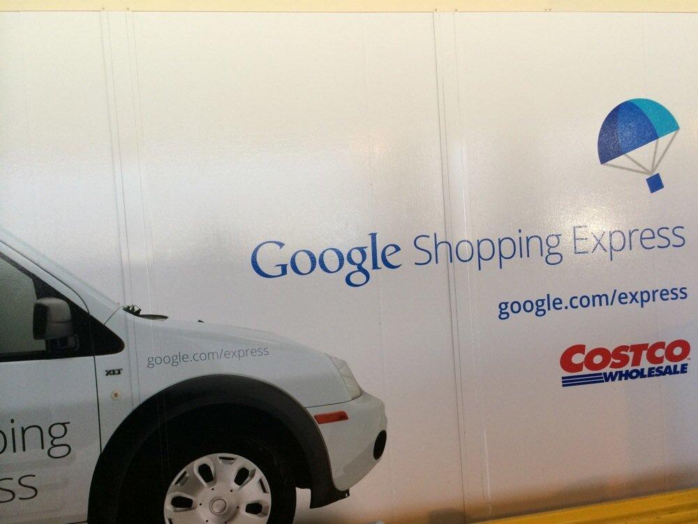 گوگل خوار و بار را به شما می رساند