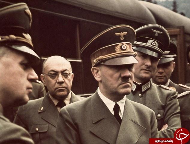 اعتیاد هیتلر به مواد مخدر+عکس