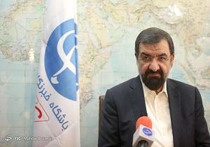 محسن رضایی: قصد شرکت در انتخابات را ندارم