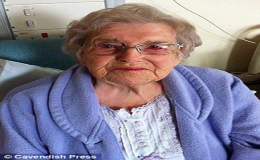 ضرب و شتم وحشیانه مادر بزرگ در خانه سالمندان+ تصاویر