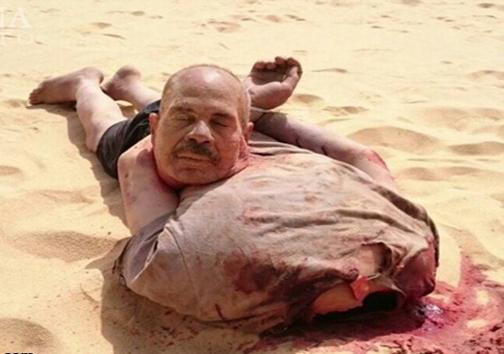 جنایت جدید داعش در مصر + عکس(18+)