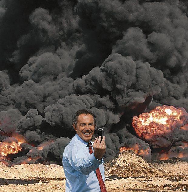 سلفی جنجالی اردوغان+ تصاویر