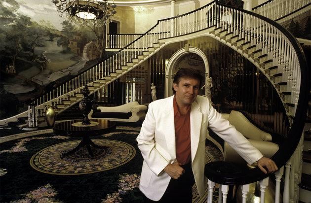 امارتهای پر زرق و برق نامزد ریاست جمهوری آمریکا + تصاویر