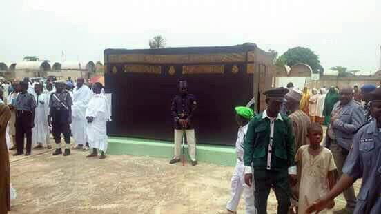 ساخت مکه در نیجریه !؟ + عکس