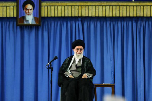 بیانات رهبر معظم انقلاب اسلامی در دیدار هزاران نفر از فرماندهان سپاه پاسداران
