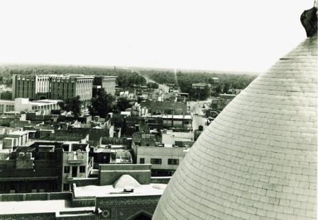 کربلا از نمای دوربین های قدیم+تصاویر