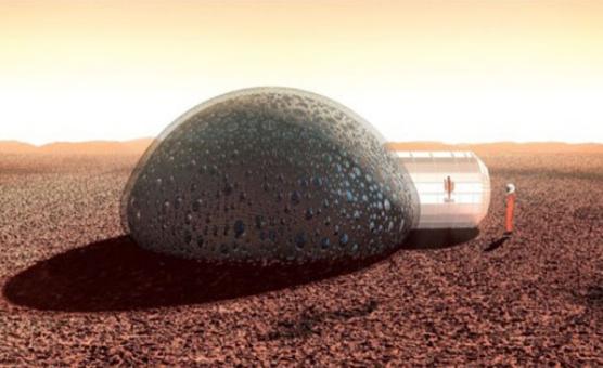 خانه های مریخی