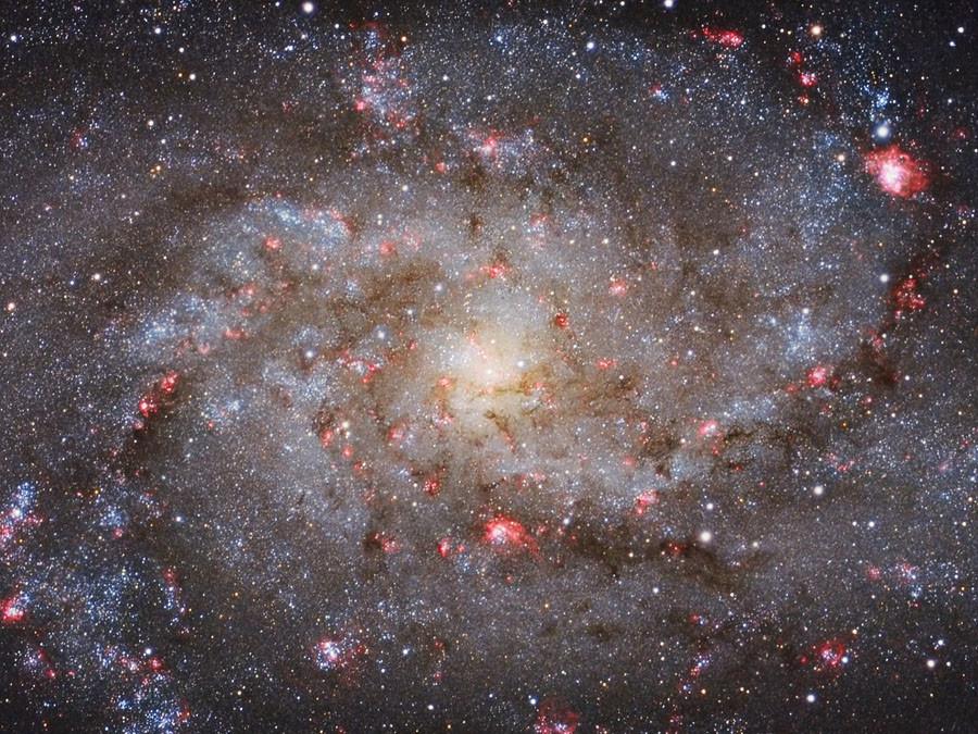 تصاویری شگفتانگیز از فضا