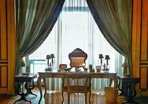 اتاق آرایش فرح دیبا در کاخ نیاوران+عکس