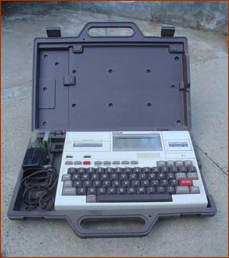 اولین لپ تاپ دنیا+عکس