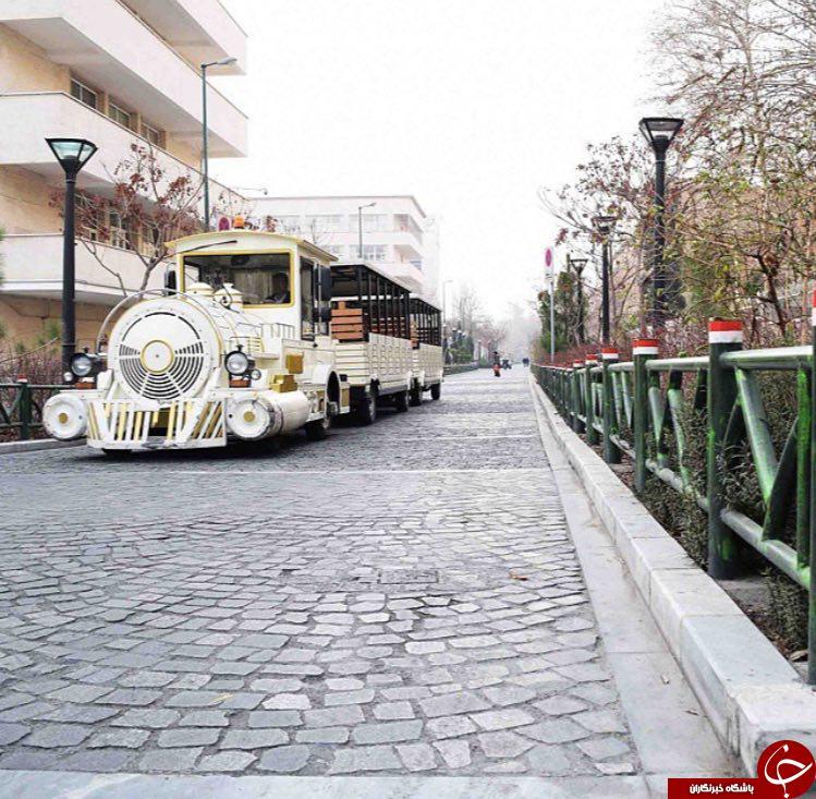 تصاویر زیبا و جالب از جنوب تا شمال تهران