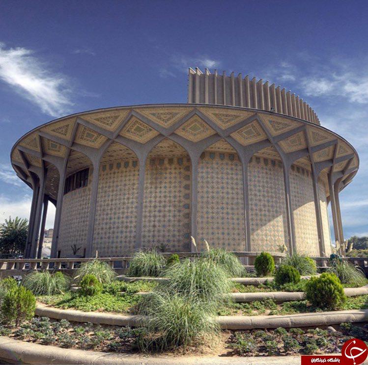 تصاویر زیبا از جنوب تا شمال تهران
