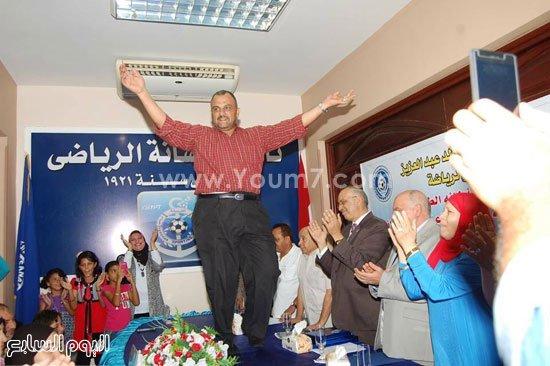 رقص عربی در مراسم تجلیل از حافظان قرآن+ تصاویر