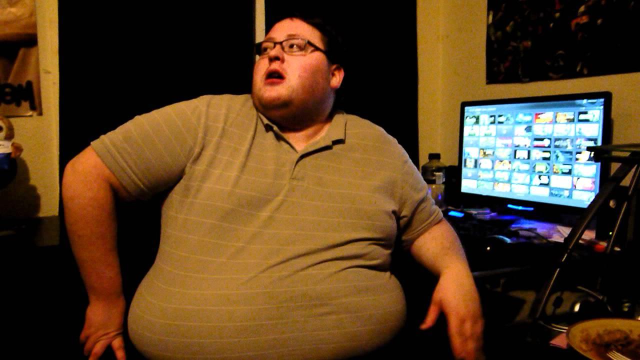 چاقی گیمر ها!