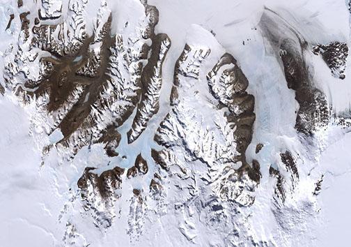 رازهای قاره قطب جنوب + تصاویر