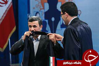تمام بوسه های احمدی نژاد+تصاویر