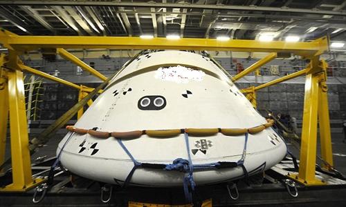 چینیها هم سفینه فضایی به کره ماه میفرستند + تصاویر