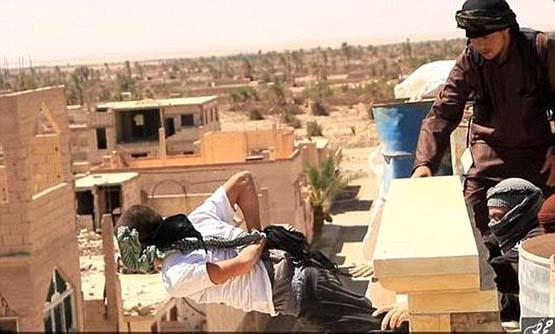داعش ابداعکننده شیوههای جدید اعدام+ تصاویر