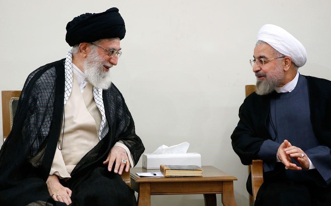بیانات رهبر معظم انقلاب اسلامی در دیدار رئیس جمهور و اعضای هیئت دولت