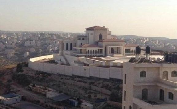 قصر چند میلیون دلاری محمود عباس!+عکس