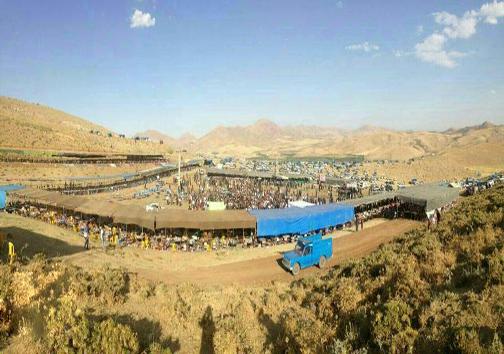 3510253 255 خاصترین عروسی در کردستان با ۸ میلیارد تومان کادو