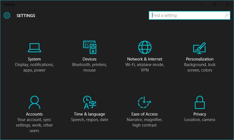 ویندوز 10 را به غار تاریک تبدیل کنید + آموزش تصویری