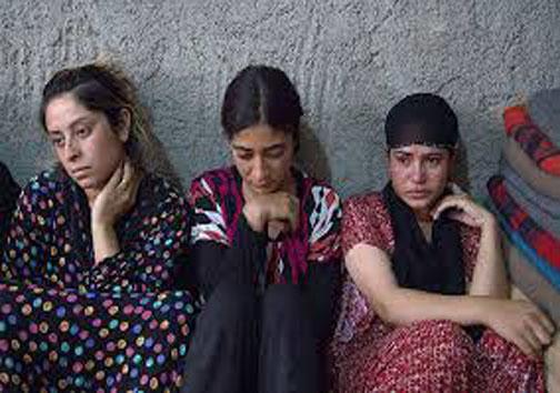 رده تاریک دیگری از جنایات داعش/ بردگی جنسی دختران اسیر