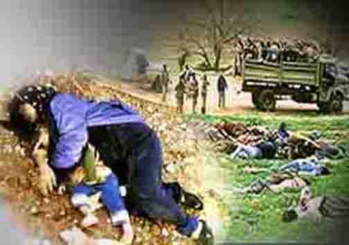 نوید رهایی ، كردكشی صدام و رجوی