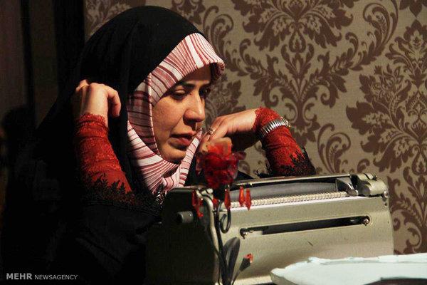 اولین مجری نابینای رسانه ملی+تصاویر