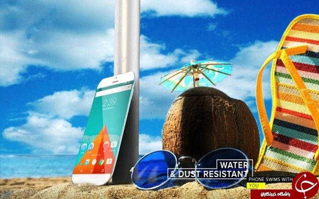 رونمایی از گوشی های ضد آب اندروید!