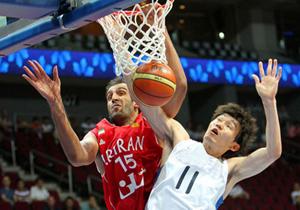 ویژه بسکتبال جام ملتهای آسیا 2015 : ایران غرید،آسیا لرزید.