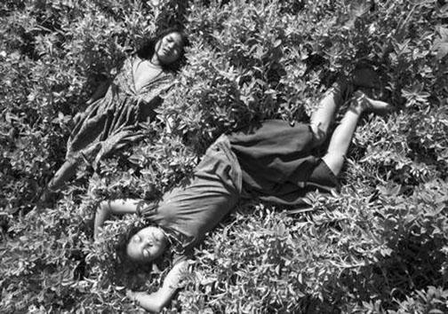تصاویر هنری از قبایل زن سالار شرق آسیا + تصاویر