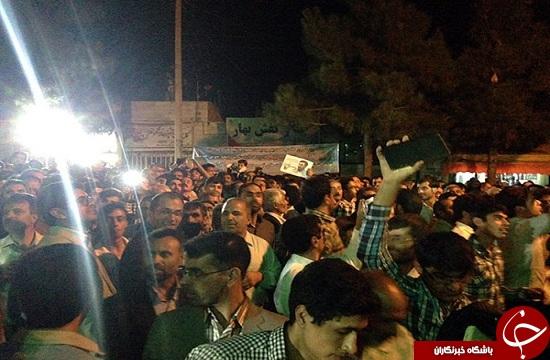 احمدی نژاد: شرط ظهور امام زمان (عج) انتخاب مردم است/ پاسخ یک دقیقه ای به تهمت ها