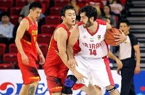 ویژه بسکتبال جام ملتهای آسیا 2015 : غروب رویاهای بسکتبال ایران پشت دیوار چین