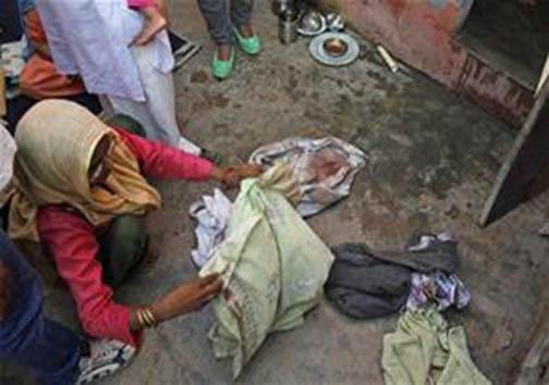 شایعه خوردن گوشت گاو مرگ وحشیانهای را برای این مرد هندی رقم زد! + تصاویر