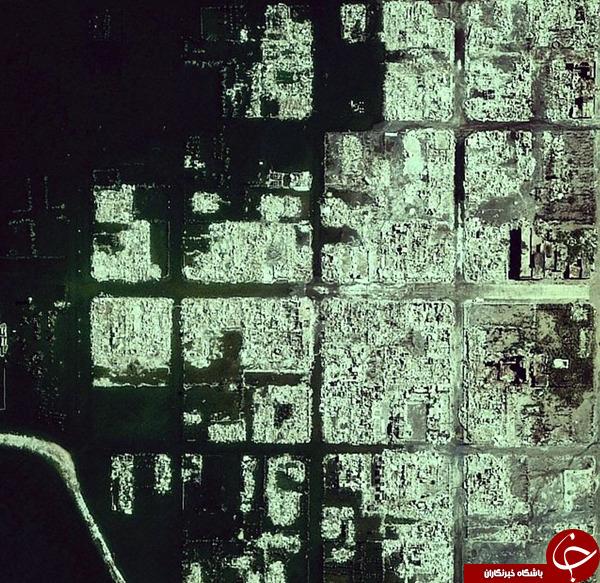 جالب ترین تصاویر هوایی