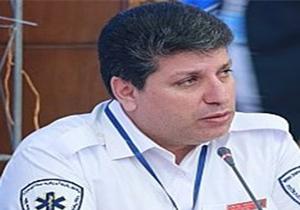 رئیس اورژانس کشور به استقبال حجاج میرود / انتقال دو تن از بیماران به مشهد و اصفهان
