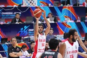 ویژه بسکتبال جام ملتهای آسیا 2015 : ایران برنز را از چنگ ساموراییها بیرون کشید