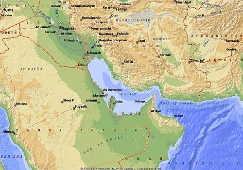 سفرای ایرانی خلیج فارس را ترک کنند