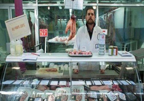 قصابیِ گوشتِ انسان! +عکس