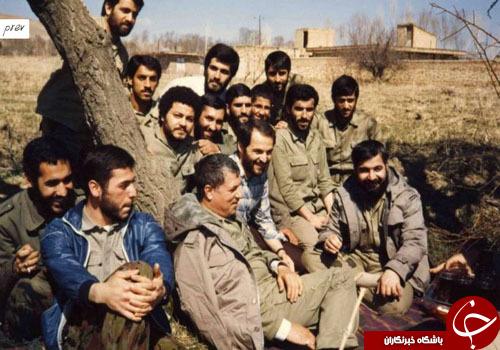 روحانی و هاشمی از دیروز تا امروز + تصاویر