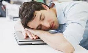 افراد شاغل به اندازه بخوابید